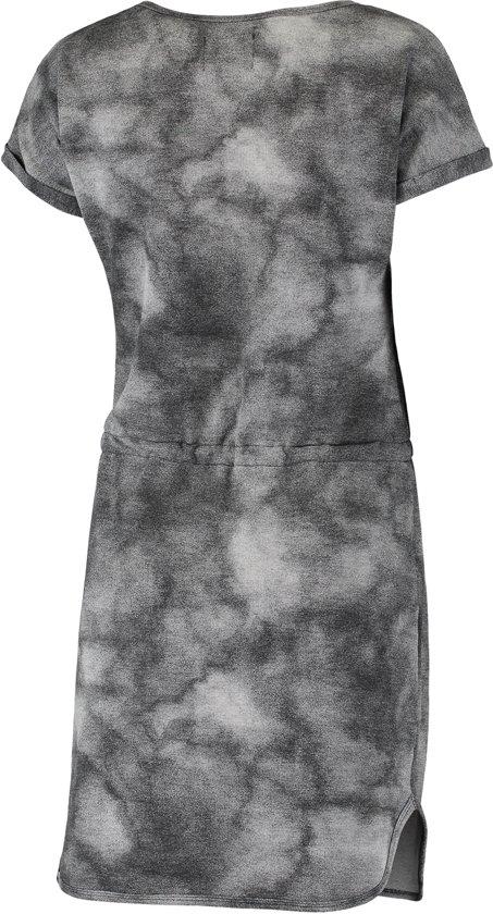 Melee Sweat Dames Palme Dress Nomad M Grey Aqw1BRSH