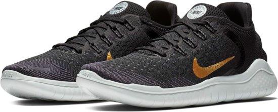 buy online 28896 b1737 Nike Free RN Sportschoenen Heren Sneakers - Maat 38.5 - Mannen - zwartgoud