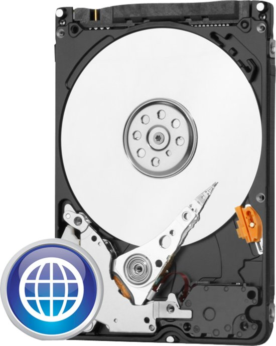 WD Blue - Interne harde schijf - 500 GB