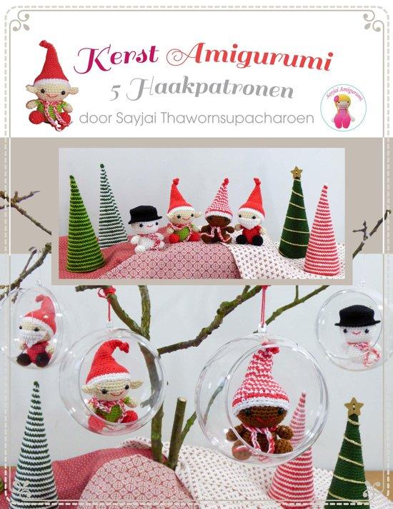 Bolcom Kerst Amigurumi Ebook Sayjai Thawornsupacharoen