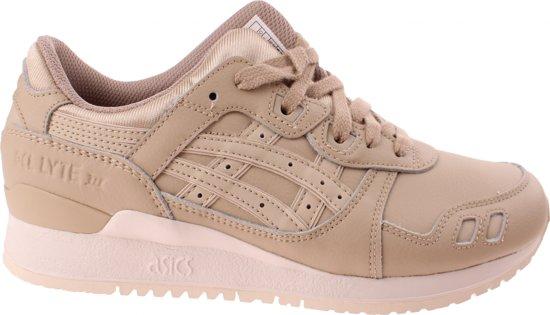 asics sneakers beige