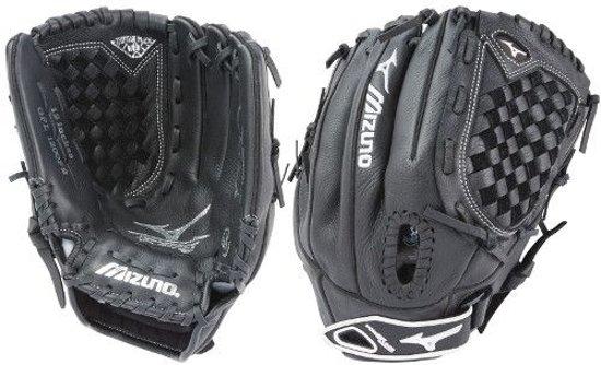 Mizuno GPL1200F2 Prospect Select FP Softbalhandschoen - 12 inch - Black