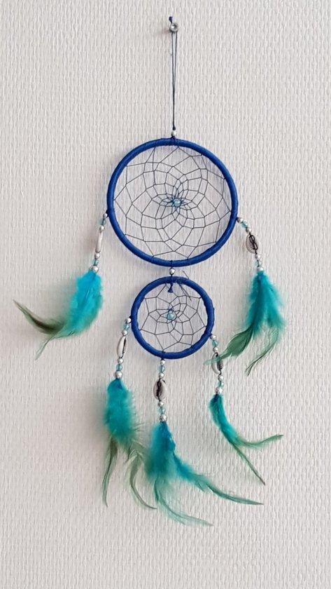 dromenvanger blauw