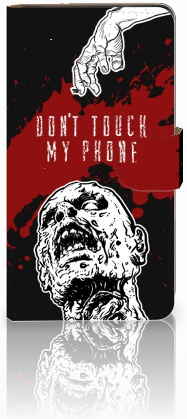 Huawei Ascend G700 Boekhoesje Design Zombie Blood