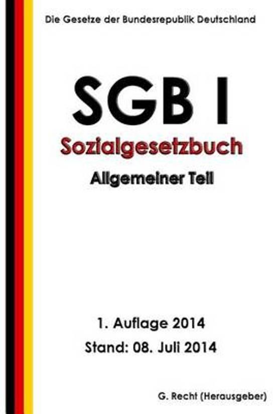 Sgb I - Sozialgesetzbuch (Sgb) Erstes Buch (I) - Allgemeiner Teil