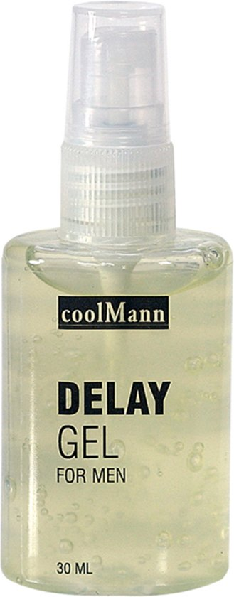 CoolMann Delay Gel