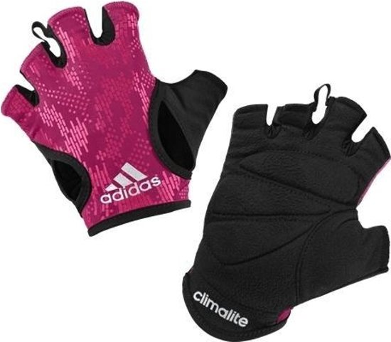 bol.com   Adidas Fitness Handschoenen - Dames - Zwart/Roze ...