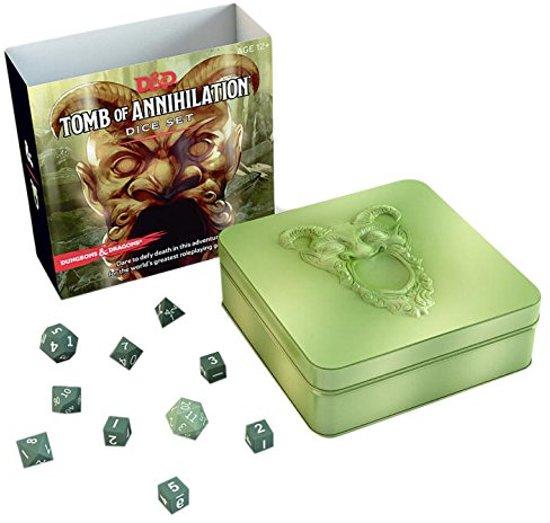 D&D Tomb of Annihilation Dice