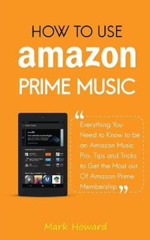 How to Use Amazon Prime Music