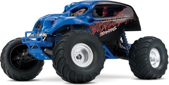 Traxxas Skully Monster Truck Blauw