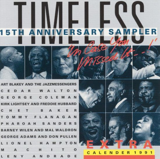Timeless 15Th Anniversary '91