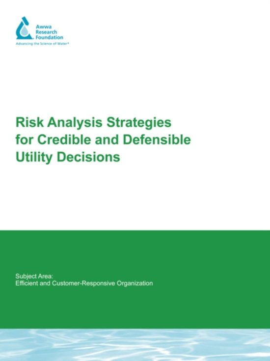 an analysis of risk in utility management