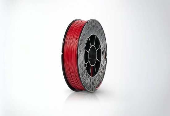 TIERTIME TRITIEFIL1840 Filament ABS 1.75 mm Rood