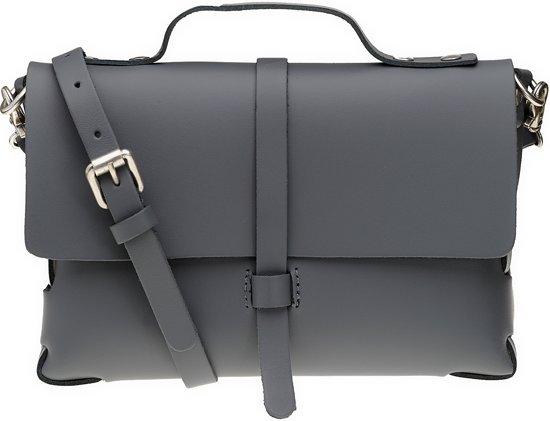 3f7559da765 Elvy Bags Alanis Plain Crossbodytas - Grey