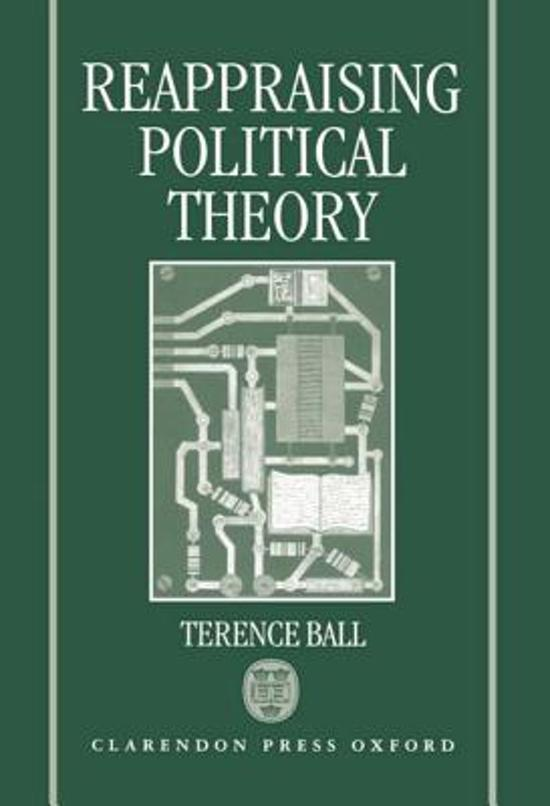Reappraising Political Theory