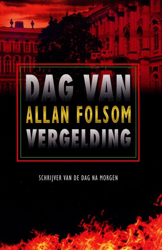 Boek cover Dag Van Vergelding van Allan Folsom (Hardcover)