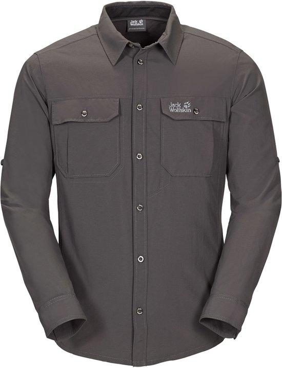 grijze blouse