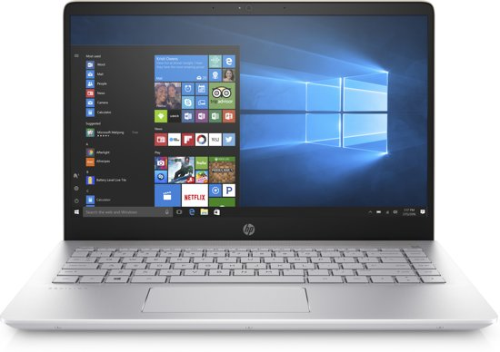 HP Pavilion 14-bf001nd - Laptop - 14 Inch
