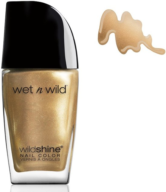 a2548fa34cd Wet 'n Wild Wild Shine Nail Color - 470B Ready to Propose