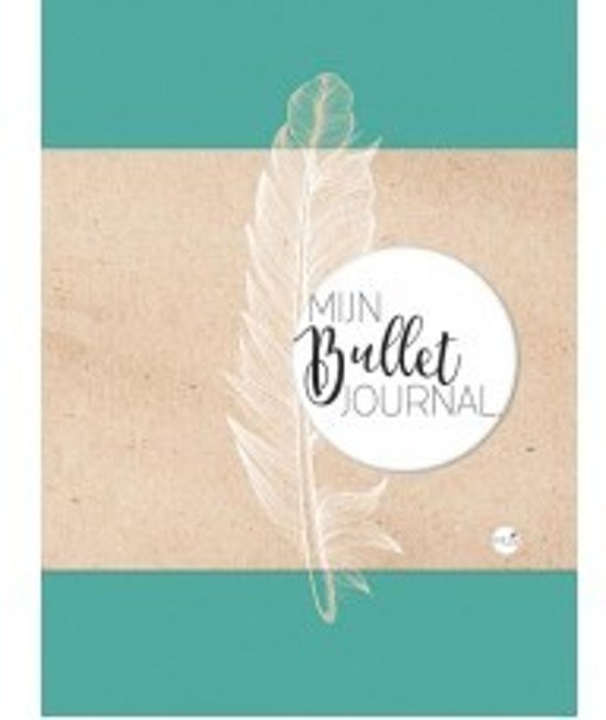 Mijn Bullet Journal - Feather