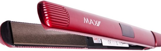 Max Pro Evolution - Stijltang - Rood