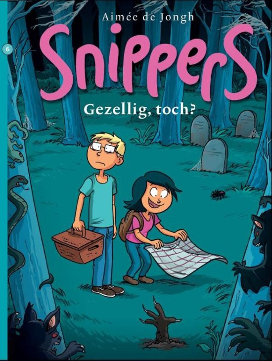 Snippers 6 Gezellig toch