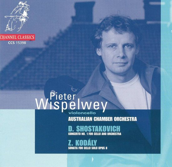 Pieter Wispelwey - Shostakovich: Cello Concerto no 1 etc