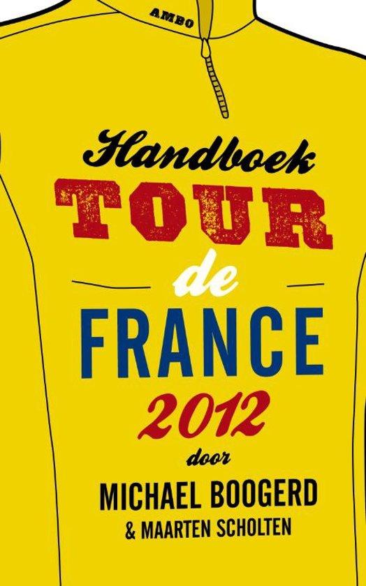 Handboek tour de France 2012
