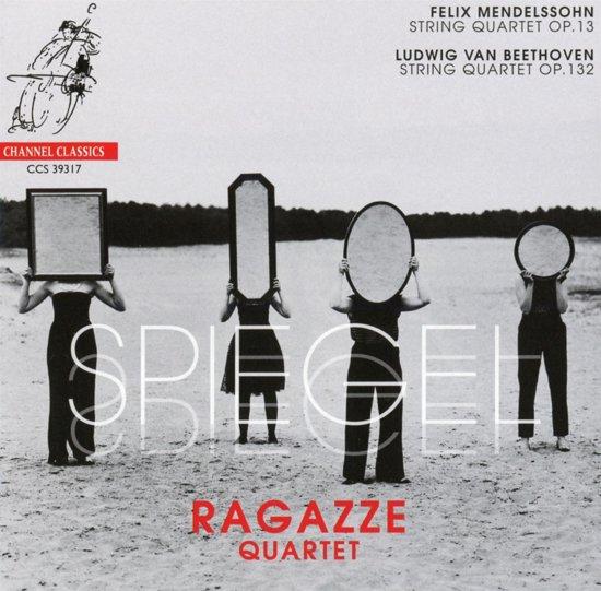 Ragazze Quartet - Spiegel