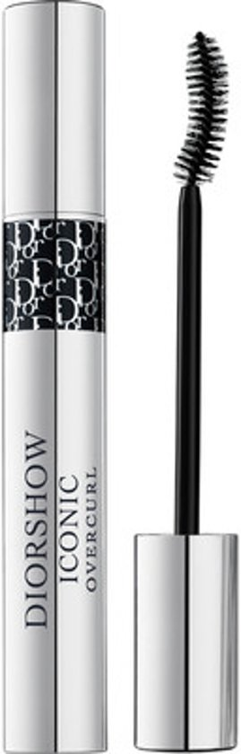 Dior Diorshow Iconic Overcurl Mascara 090 Over Noir - Zwart
