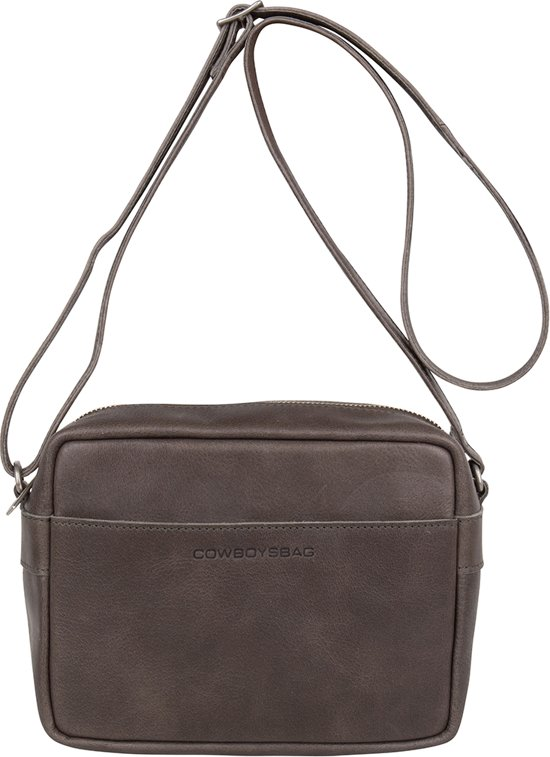 Cowboysbag Crossbodytas Bag Woodbine Grijs