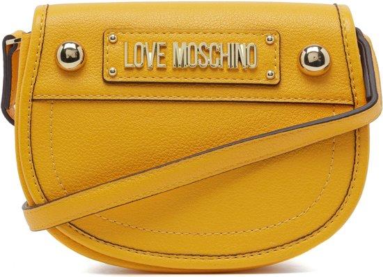 CrossbodyGeel Love Moschino Borsa Yellow Grain HWD29EYI