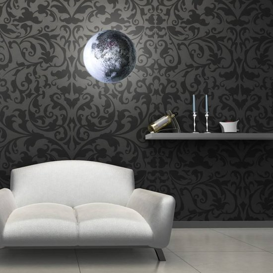 Moon in my room led nachtlamp for Nachtlamp slaapkamer