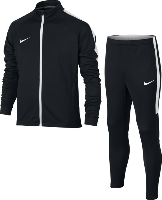 Nike Football Trainingspak - Maat 164 - Kinderen - Zwart/Wit