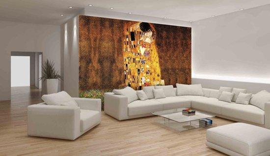 Fotobehang Kunst | Bruin | 152,5x104cm