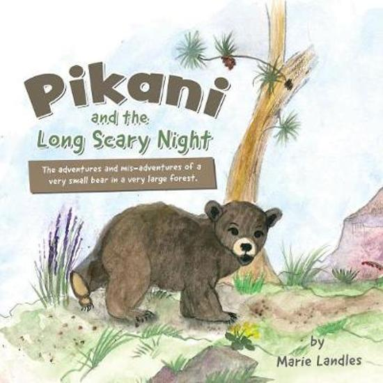 Pikani and the Long Scary Night