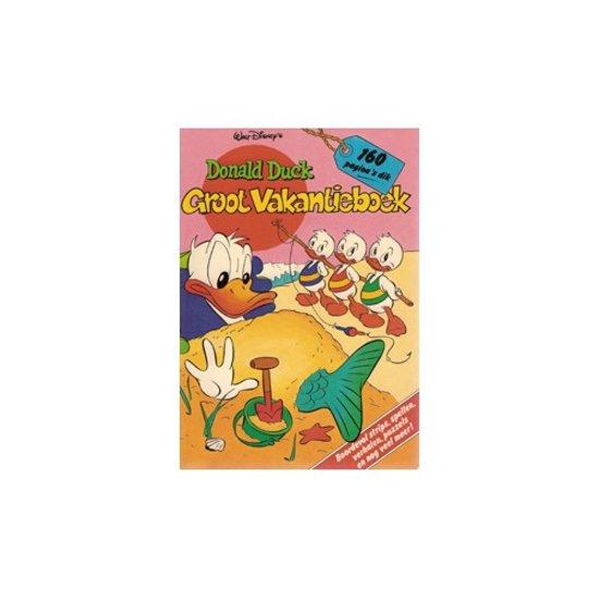 1984 Donald duck vakantieboek - none pdf epub