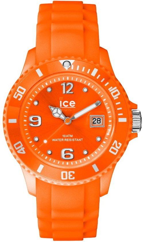 Ice-Watch Ice-Forever Trendy  Neon Orange Unisex SI.NOE.U.S.14 - Horloge - Oranje-  41 mm
