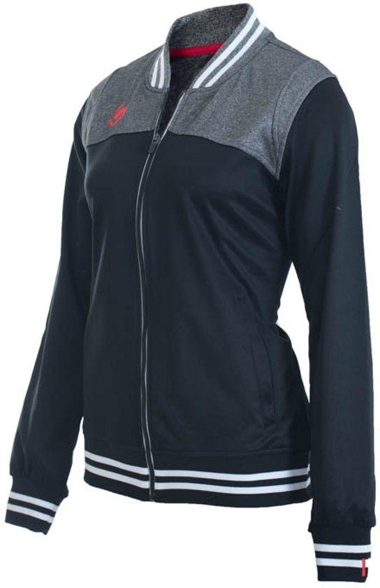 Brabo Tech Jacket  Trainingsjas - Maat XL  - Vrouwen - zwart