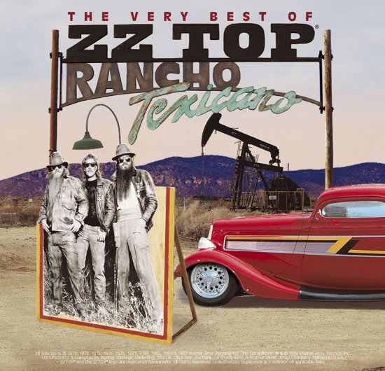 Rancho Texicano - Very Best Of ZZ Top