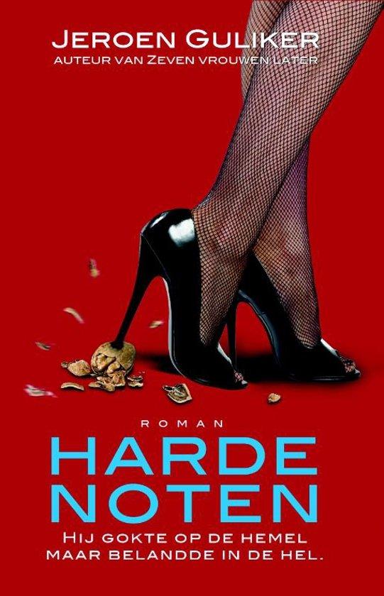 Cover van het boek 'Harde noten' van Jeroen Guliker