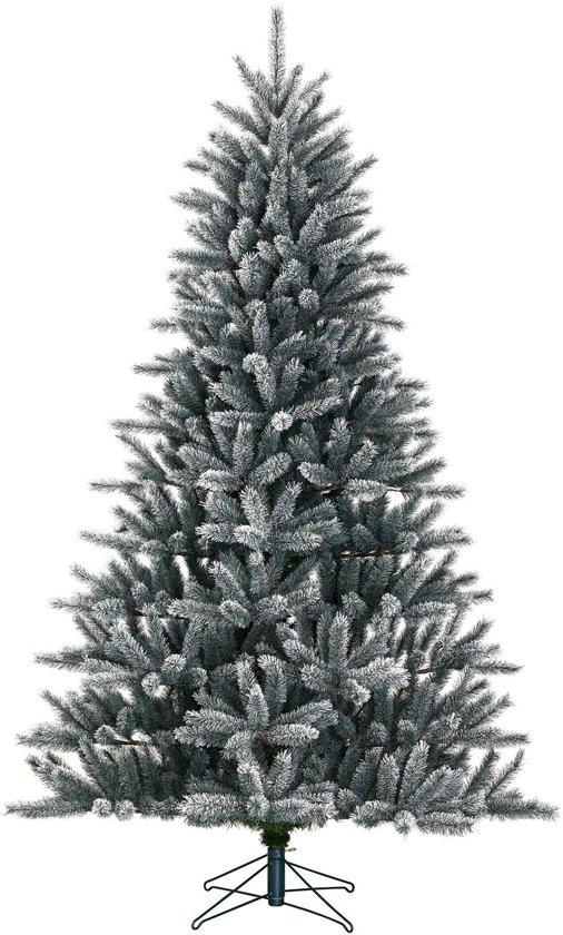 Black Box caroline kunstkerstboom wit maat in cm: 230 x 142