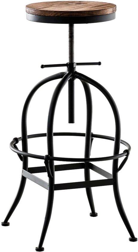Clp Barkruk Strong - kleur onderstel : zwart