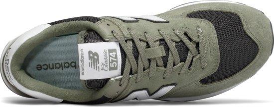 46 Maat Sneakers New 574 Balance 5 Heren Khaki PqXwHYznvw