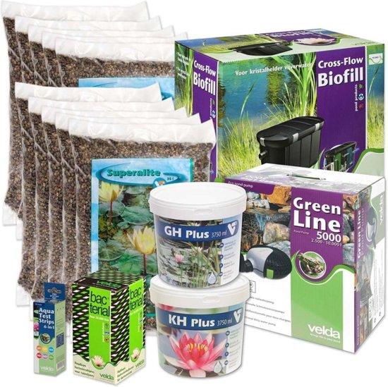 Velda Vijverstartpakket voor plantenvijvers 10000 L 181563