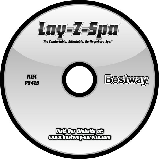 Bestway - Lay-Z-Spa Miami (2-4 pers.)
