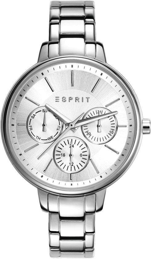 Esprit ES108152001 Melanie- Horloge - 36 mm - Zilverkleurig