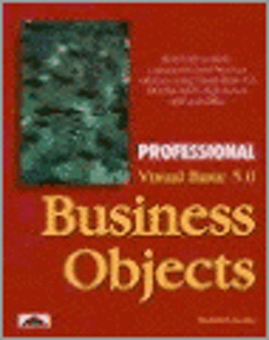 PROFESSIONAL VISUAL BASIC 5.0 - Lhotka pdf epub