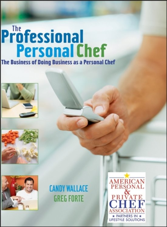 The Professional Personal Chef