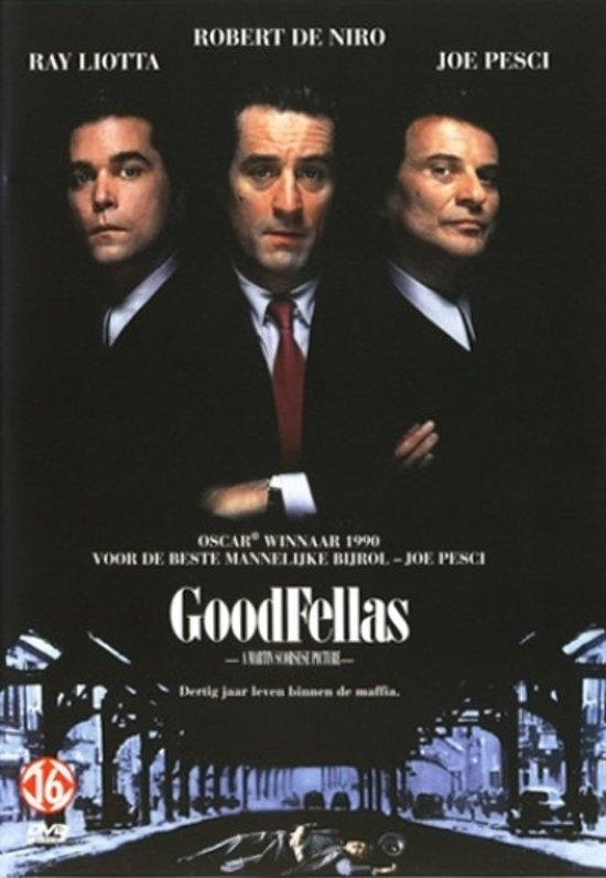 Cover van de film 'Goodfellas'